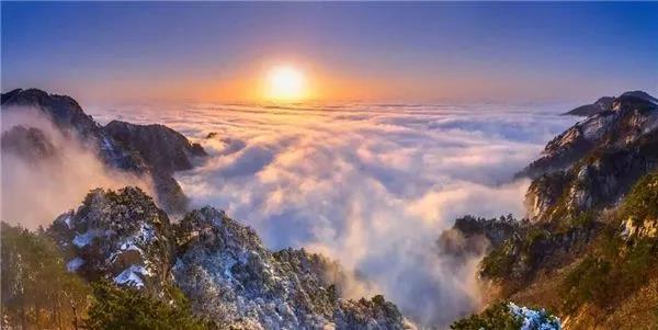 天峡风景区图片